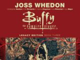 Buffy the Vampire Slayer Legacy Edition, Book 3