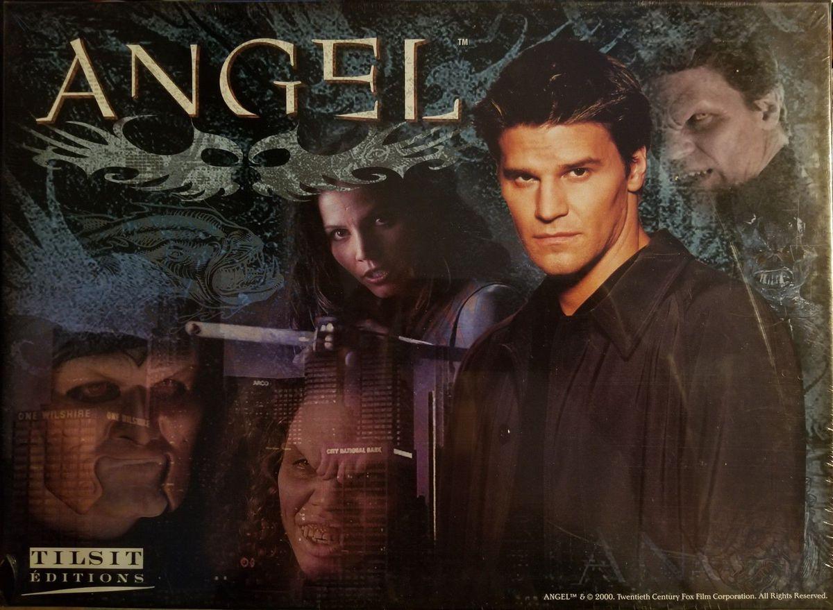 Angel (board game)