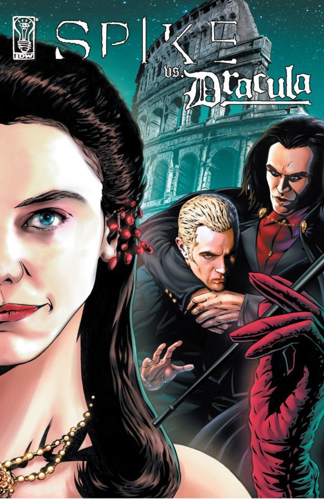 Spike vs. Dracula, Part Four