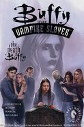 The Death of Buffy Cover