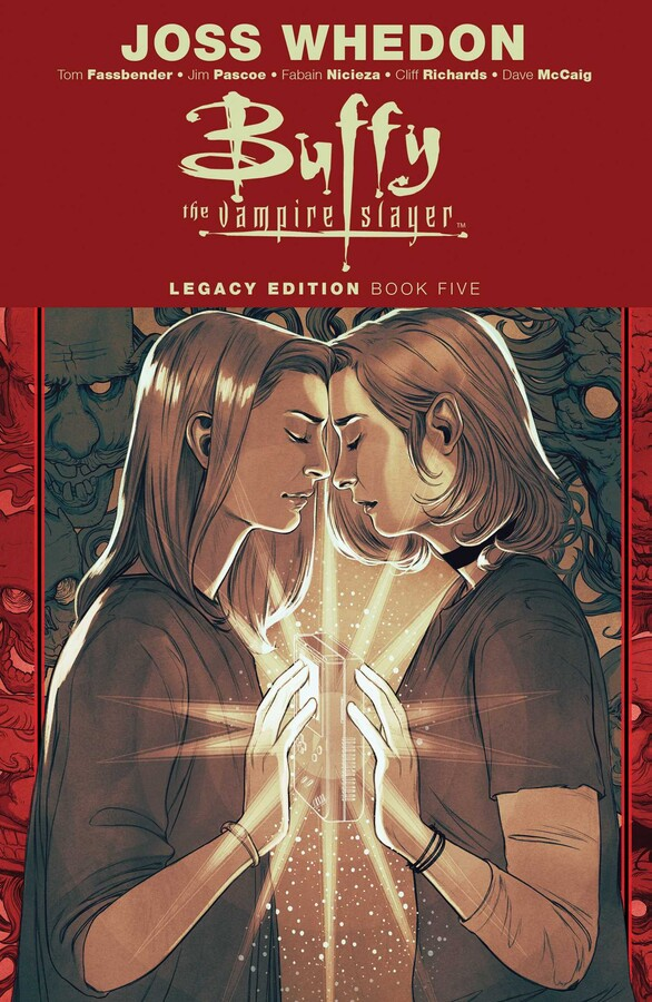 Buffy the Vampire Slayer Legacy Edition, Book 5