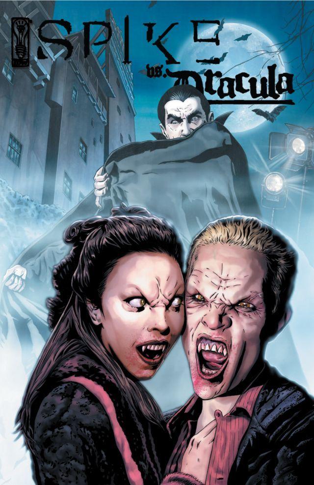 Spike vs. Dracula, Part Two