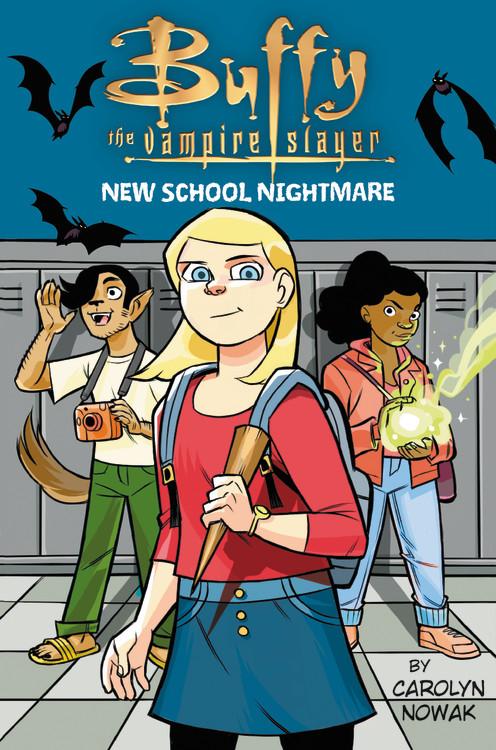 Buffy the Vampire Slayer (Little, Brown)