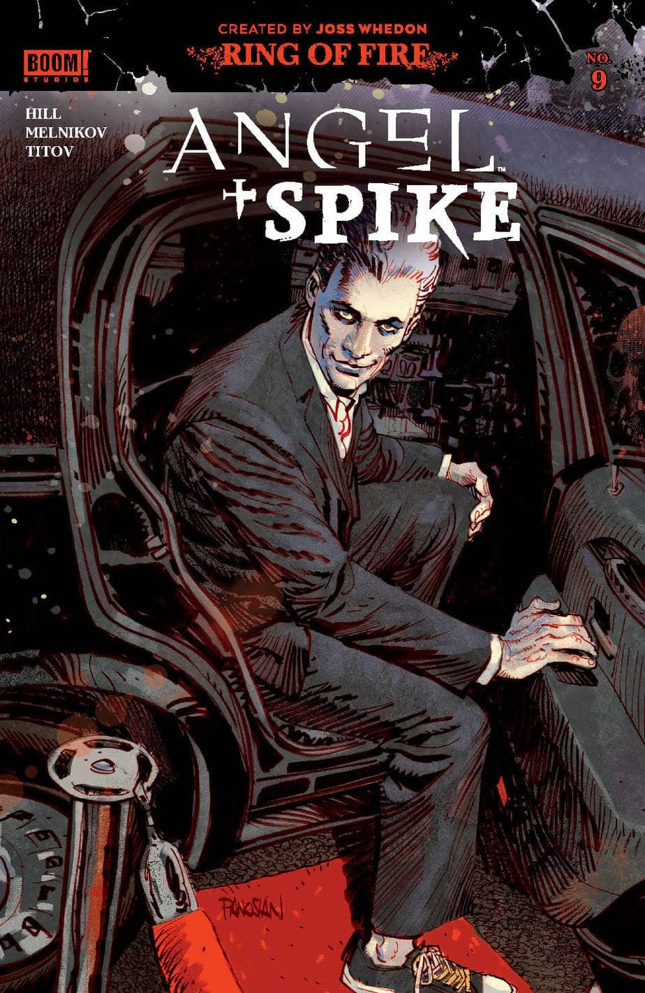 Angel + Spike 9