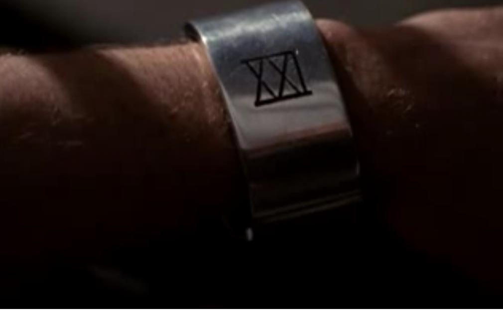 XXI's bracelet