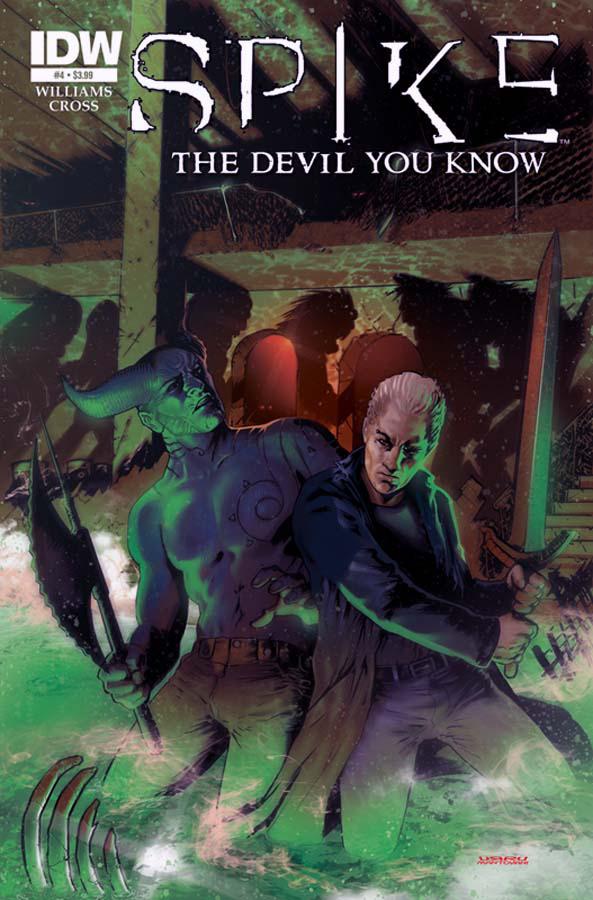The Devil You Know, Part Four