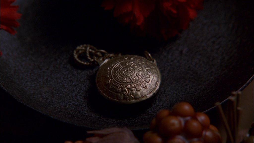 Aztec Amulet