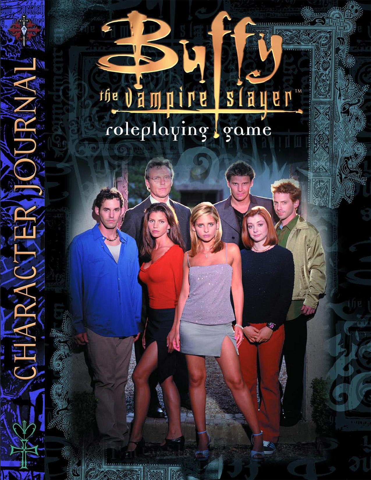 Character Journal (Buffy)
