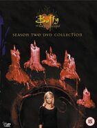 Buffy Seizoen 2 DVD Regio 2