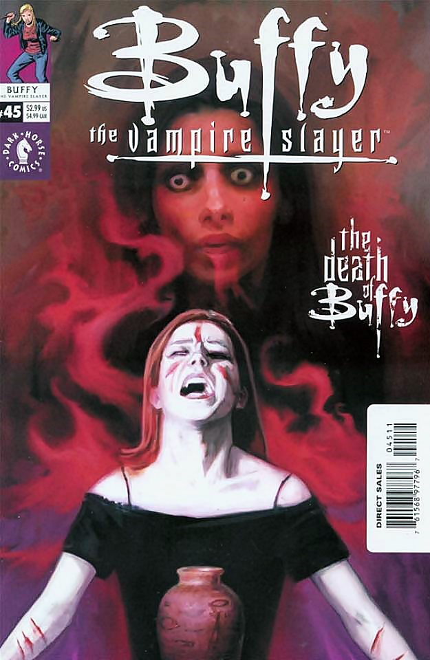 The Death of Buffy, Part Three