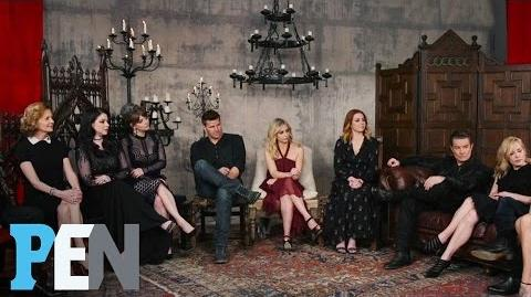 'Buffy The Vampire Slayer' Reunion The Cast On The Show's Legacy PEN Entertainment Weekly