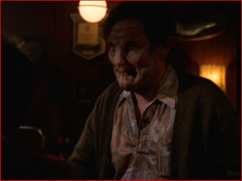 Demon bartender (Villains)