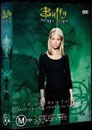 Buffy Seizoen 3 DVD Regio 4