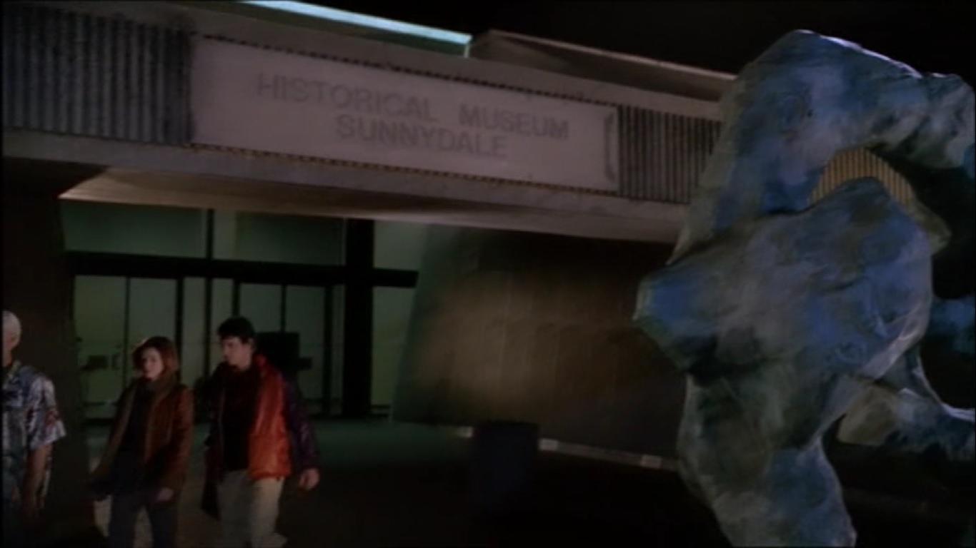 Historical Museum Sunnydale