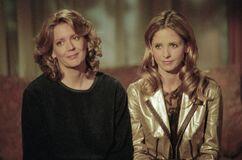 Crush Joyce Buffy