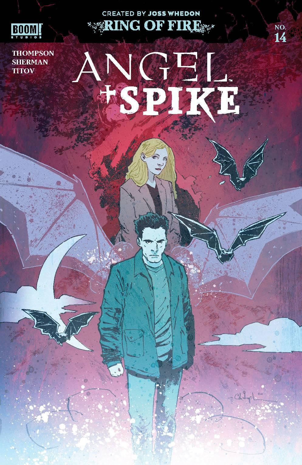 Angel + Spike 14