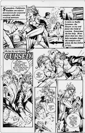 Cursed (comic)