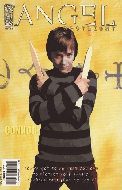 Spotlight: Connor