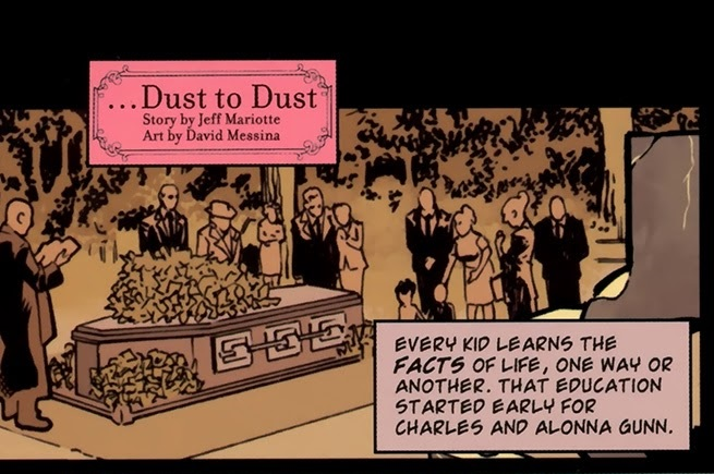 ...Dust to Dust