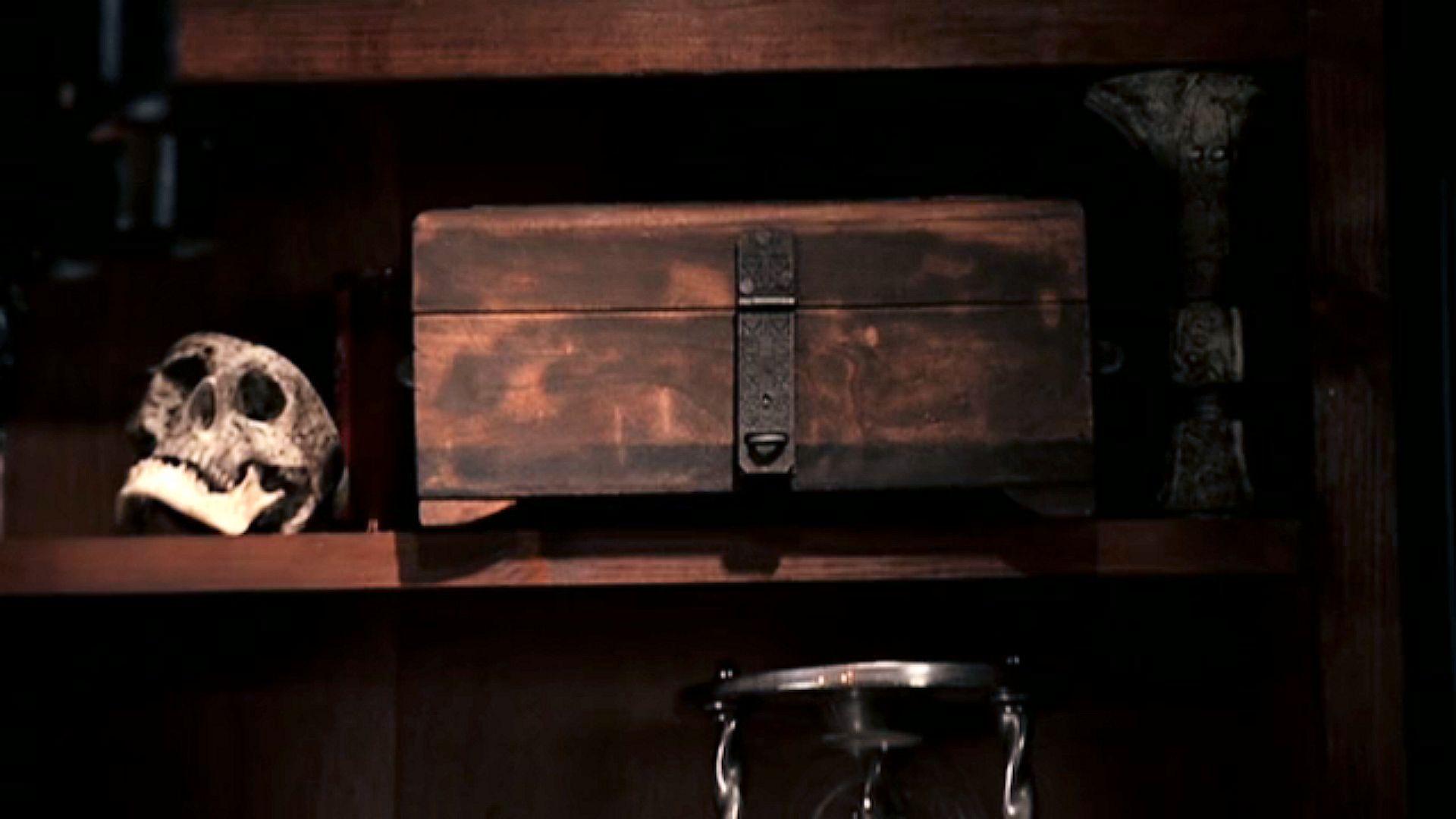 Shorshack Box