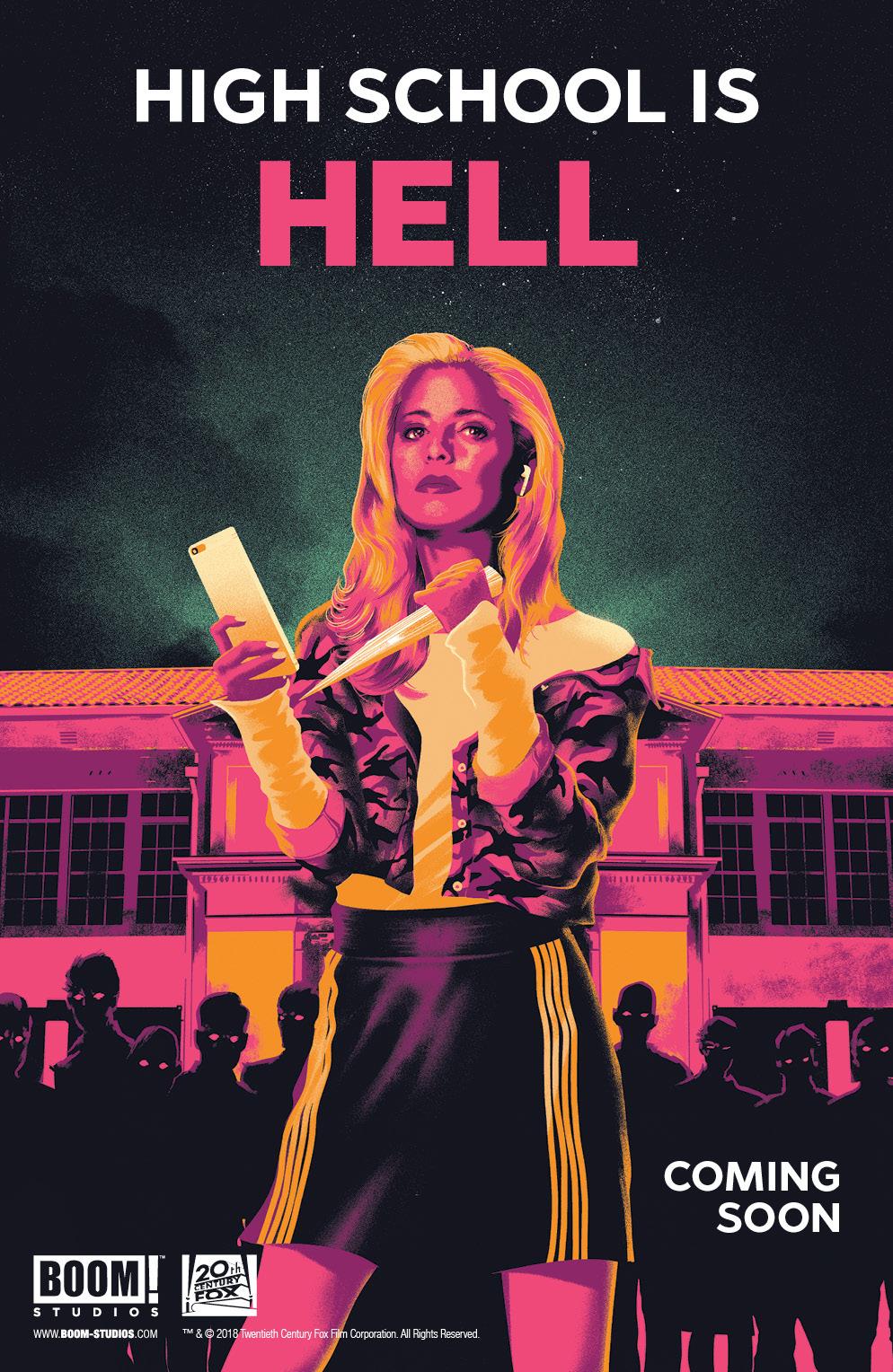 Buffy the Vampire Slayer (2019)