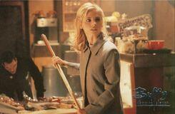 Doppelgangland Buffy 01