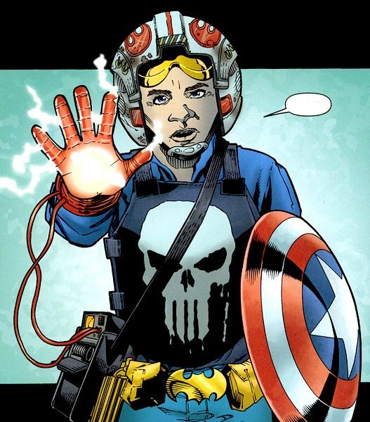 Superhero armor