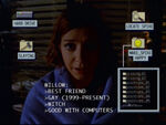 Willow's profile intervention