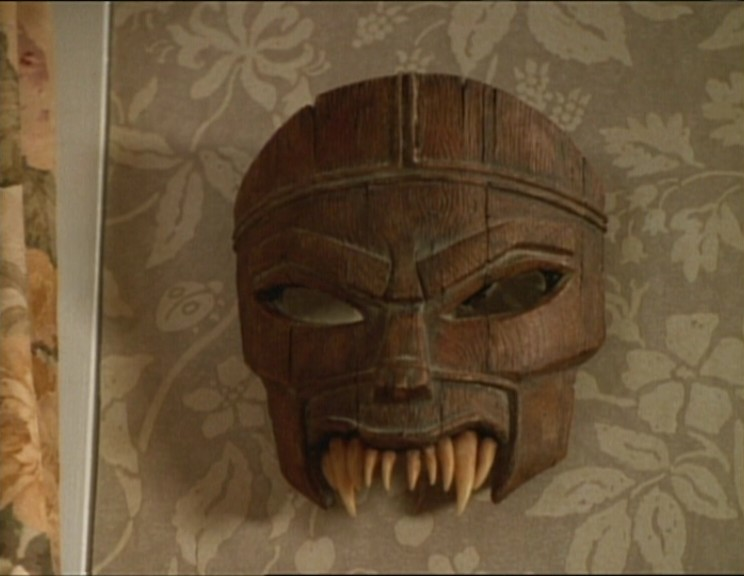 Masque d'Ovu Mobani