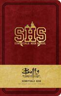 Sunnydale High Hardcover Ruled Journal
