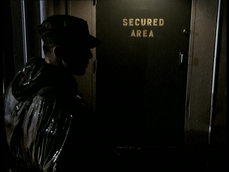Base militaire de Sunnydale