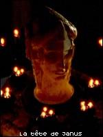 Statue de Janus