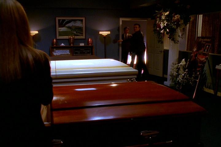 Maison funéraire de Sunnydale