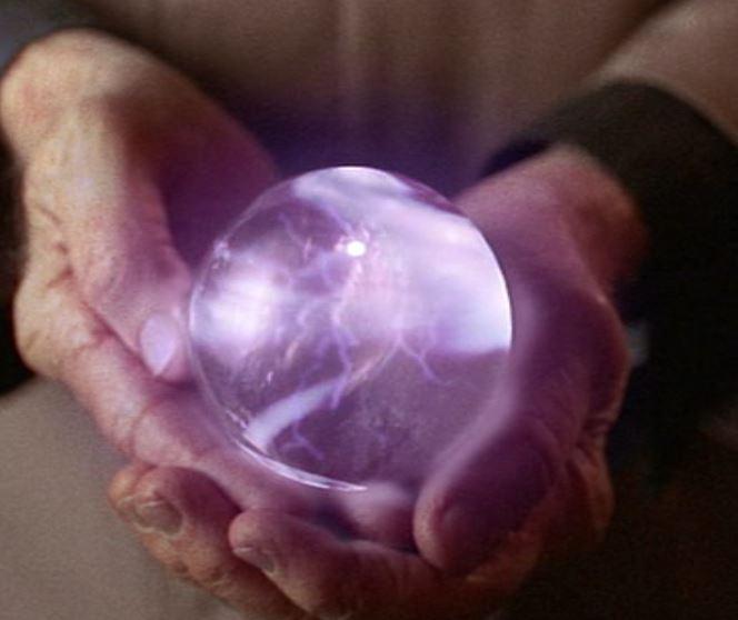 Sphère de l'avenir