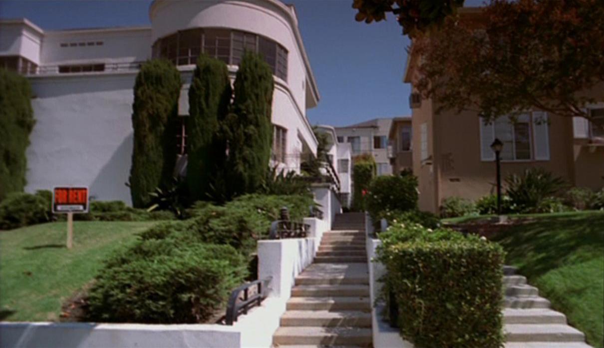 Appartement d'Alexander Harris