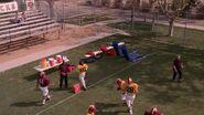 Terrain de football 2003