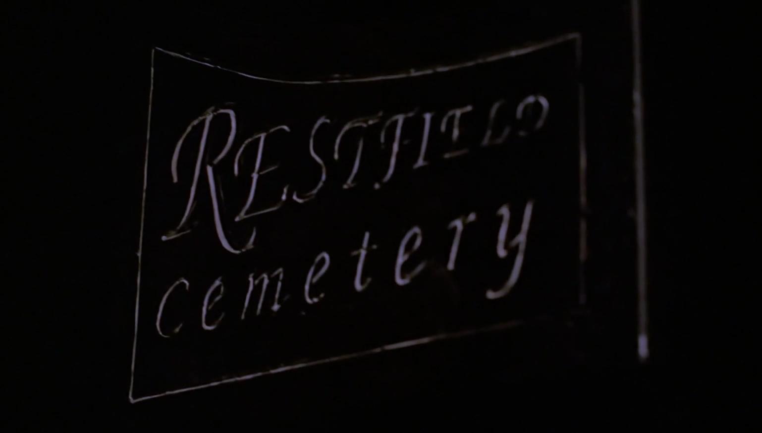 Cimetière de Restfield