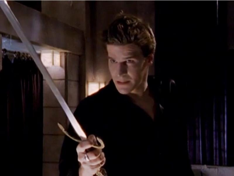Épée du preux chevalier