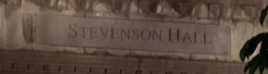 Bâtiment Stevenson