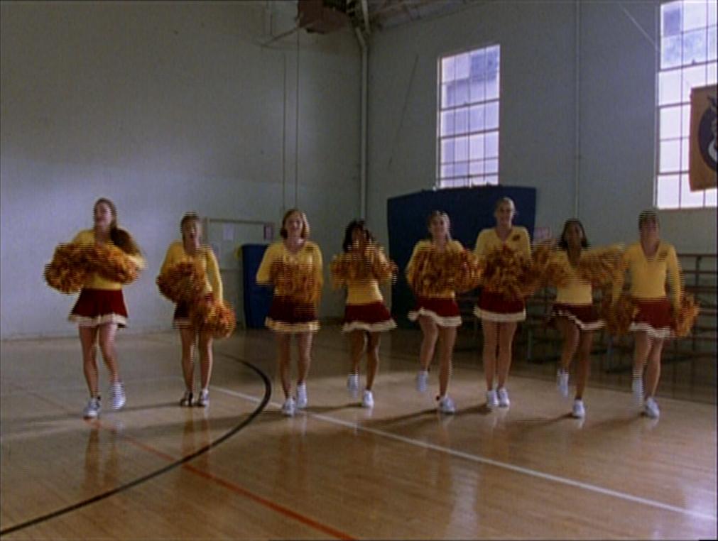 Équipe de pom-pom girls du Lycée de Sunnydale