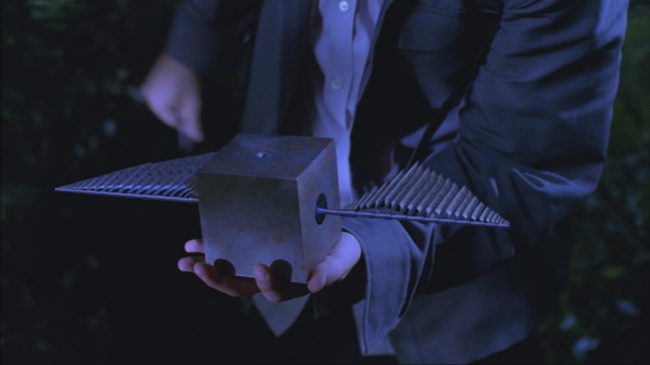 Boîte volante