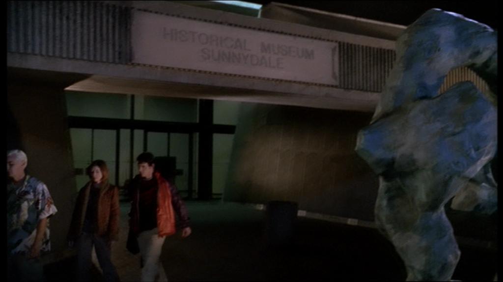 Musée historique de Sunnydale