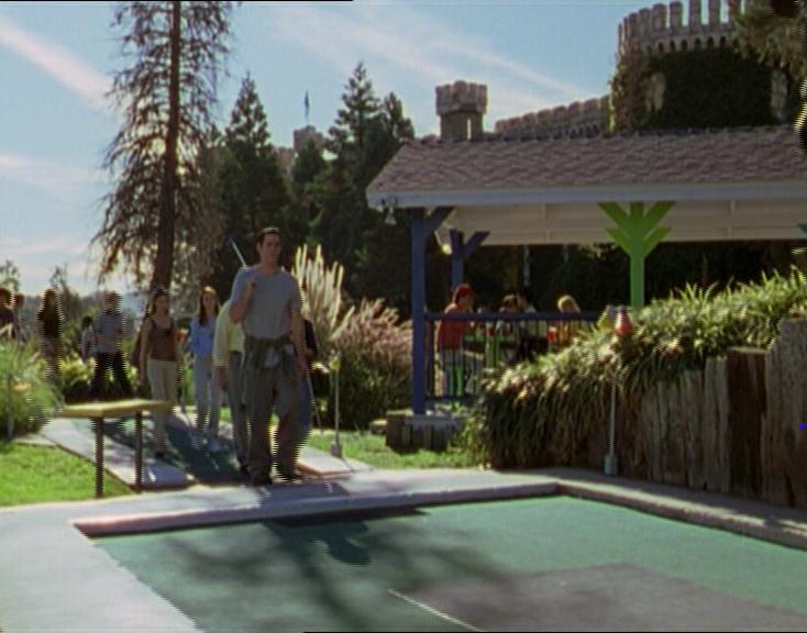 Mini-golf de Sunnydale