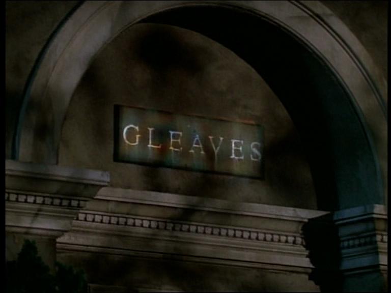 Caveau des Gleaves
