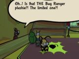 Bug Ranger Plushie