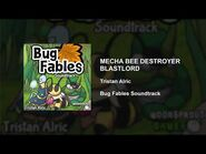 Bug Fables OST - 45 - MECHA BEE DESTROYER BLASTLORD