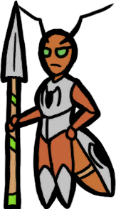 Ant Lieutenant