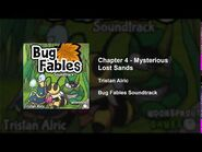 Bug Fables OST - 46 - Chapter 4- Mysterious Lost Sands