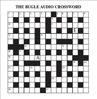 The Audio Cryptic Crossword The Bugle Wiki Fandom