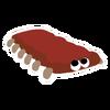 Ribblepede sticker